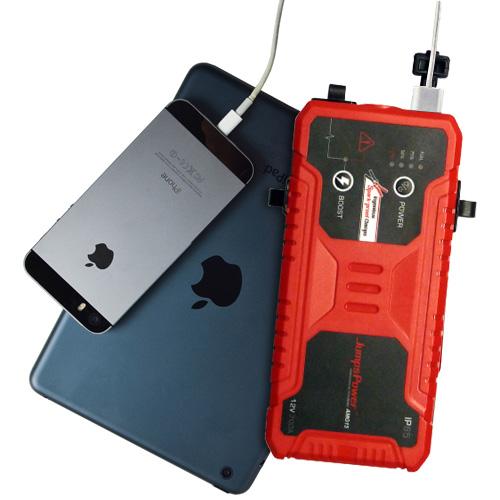 AMG15 nødlader / nødstarter - iPhone