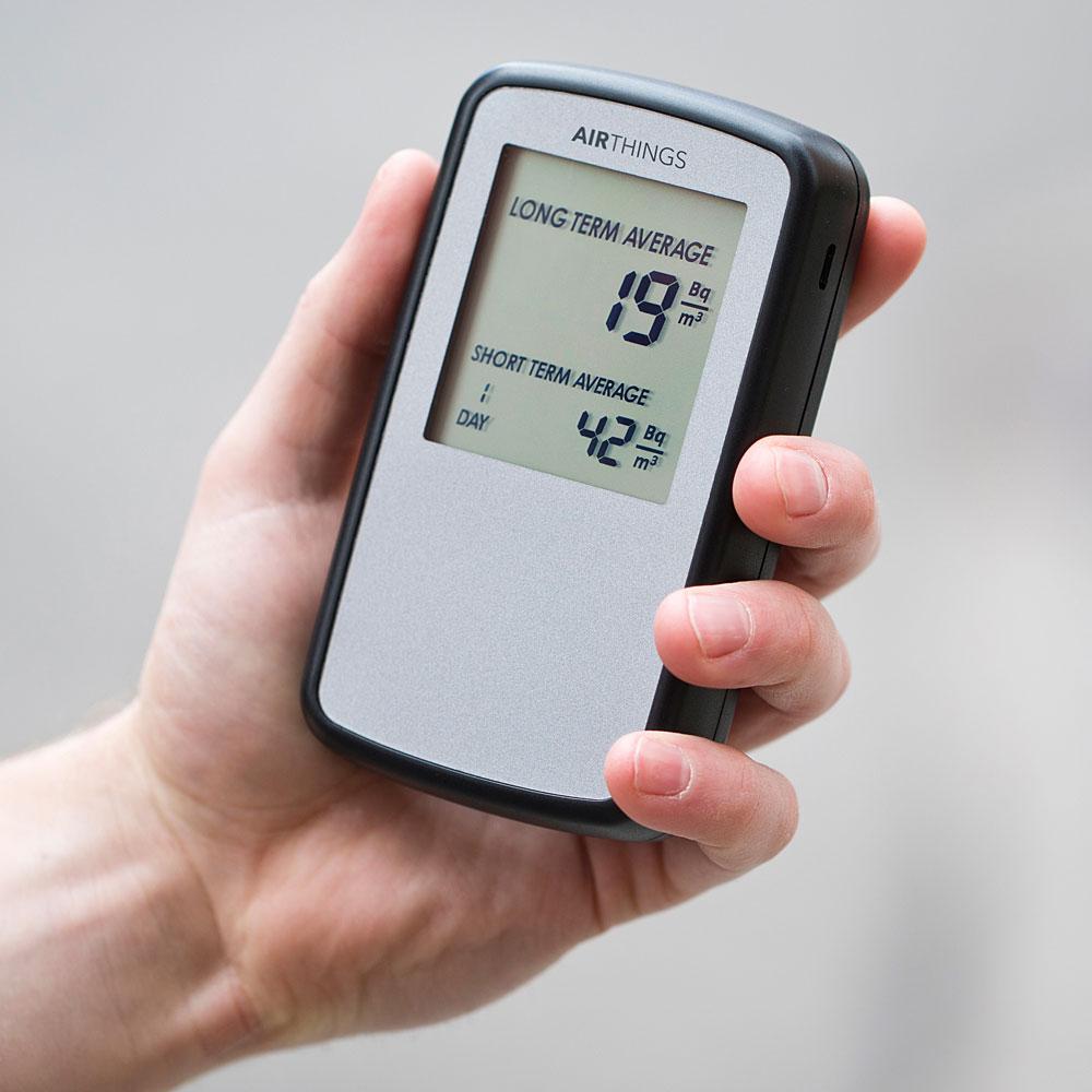 Corentium Home Radonmåler