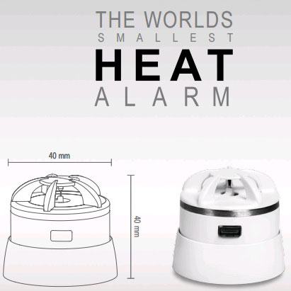 Cavius 5 år varmevarsler mål