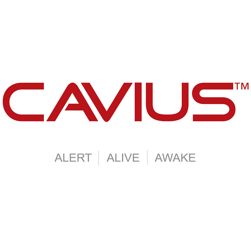 Cavius røykvarslere. Alert - Alive - Avake