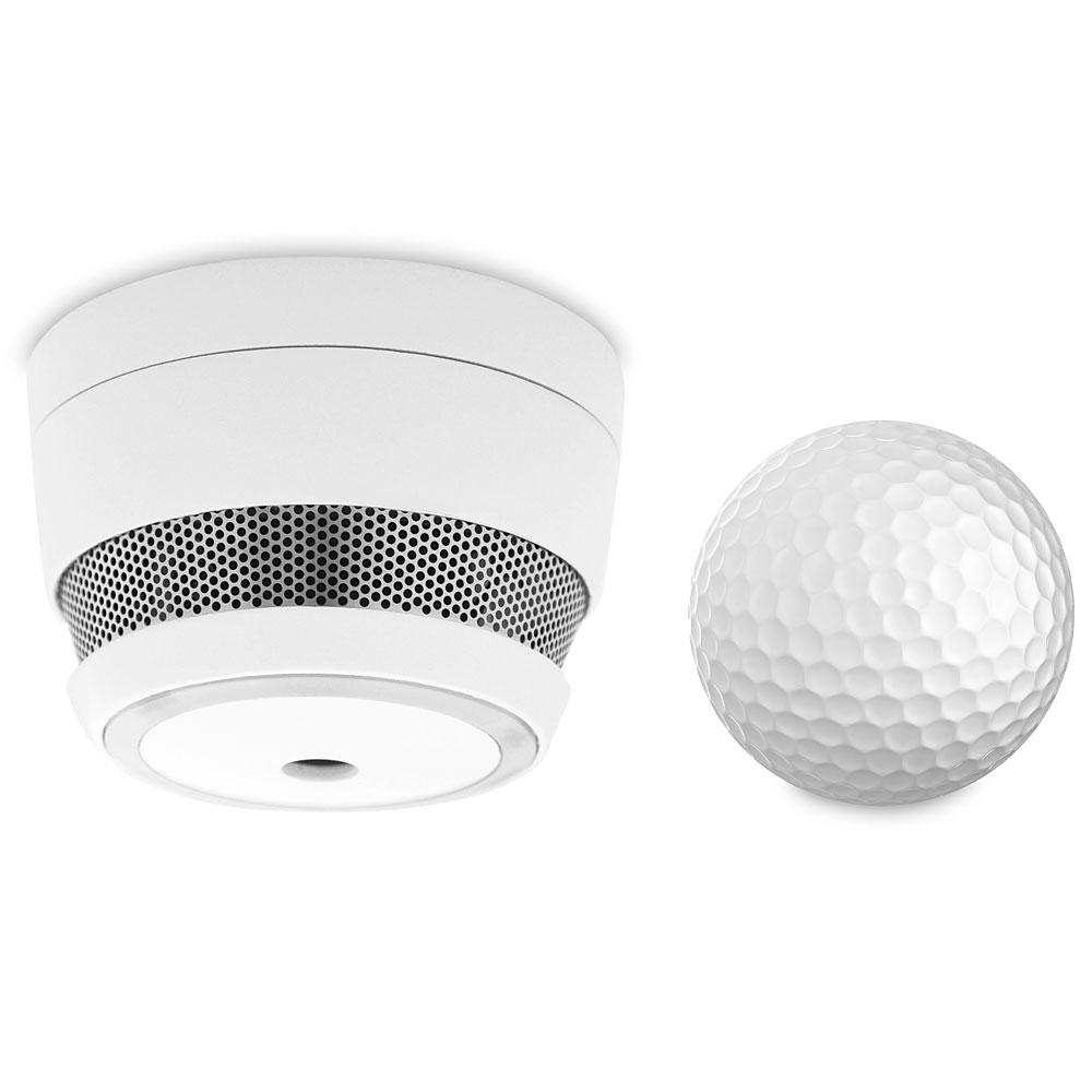 Cavius Trådløs Røykvarsler 65mm og golfball