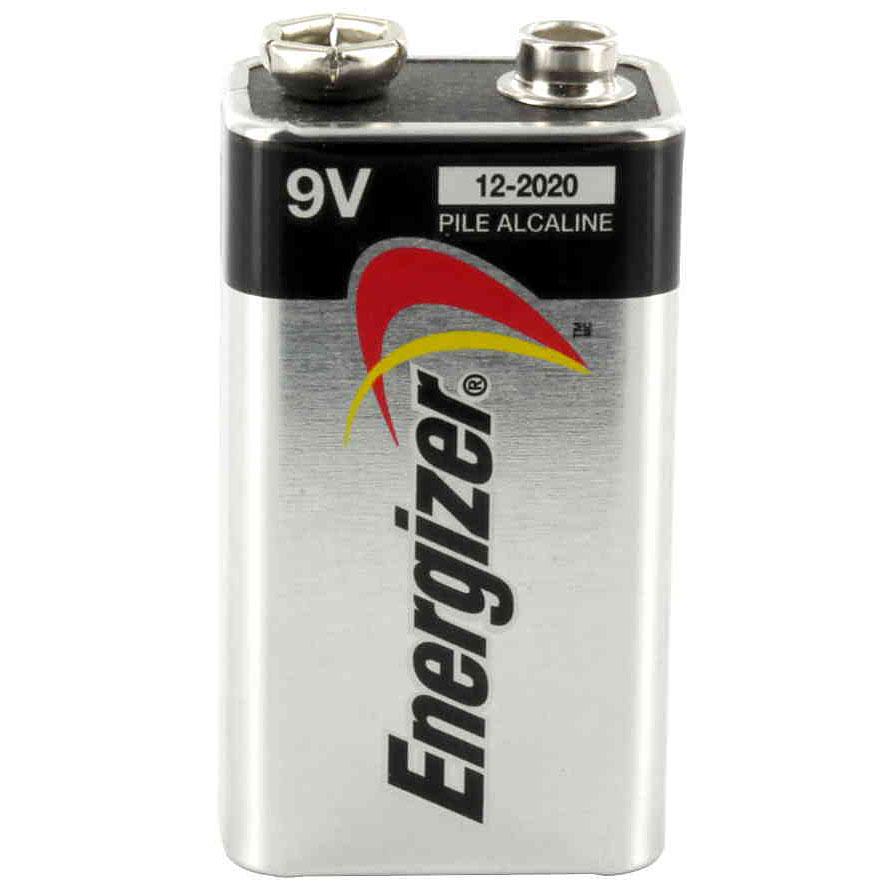 Alkaline Batteri Energizer 9 Volt