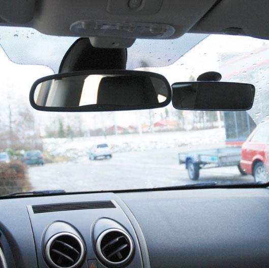 Øvelseskjøringspakke bakspeil
