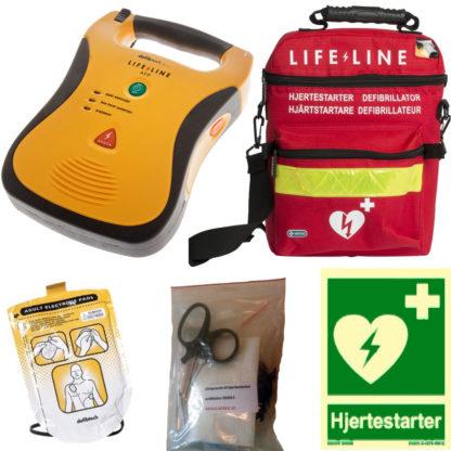 Hjertestarterpakke