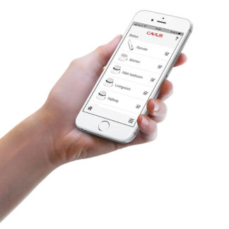 Cavius mobil app