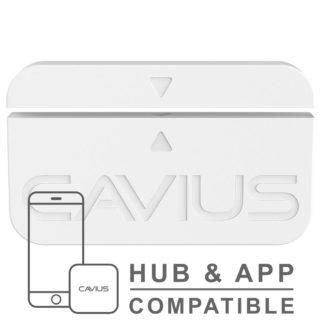 Cavius trådløs magnetbryter / dørkontakt