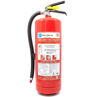 If brannslukker 55A 233B C
