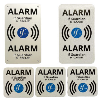 If Guardian Alarm merker